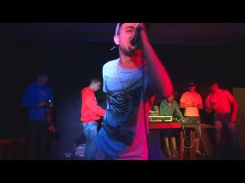 MC LH DO LITORAL , MC PEA , MC LUKINHA LK - Ao Vivo no Aloha Music Hall 12/07/2014
