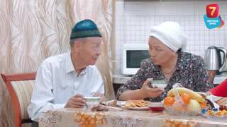 Казахский прикол про келинок
