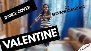Dil Valentine Ninja Punjabi song || Dance cover by Shivani Chandra || Lyrical Dance