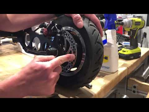 How to fix squeaky Brakes