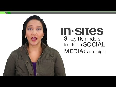 How to plan social media campaigns with an interactive marketing strategy