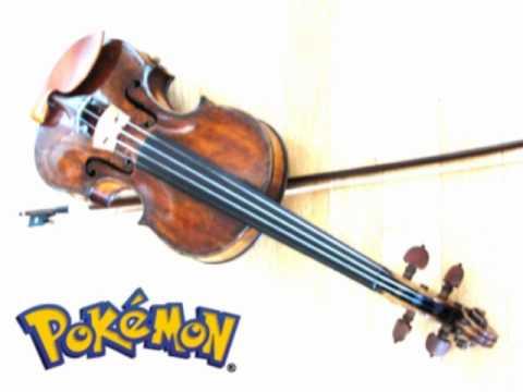 Pokemon Theme Violin