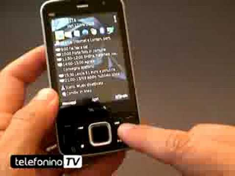 Nokia N96 videoreview da telefonino.net