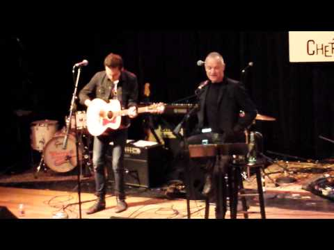 "Sting sings ""Clarity"" by Zedd (live acoustic footage)"