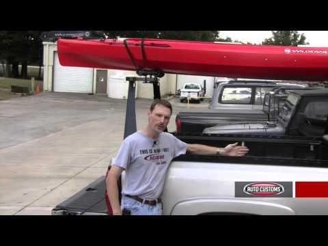 Access Adarac Truck Bed Rack System Review   AutoCustoms com