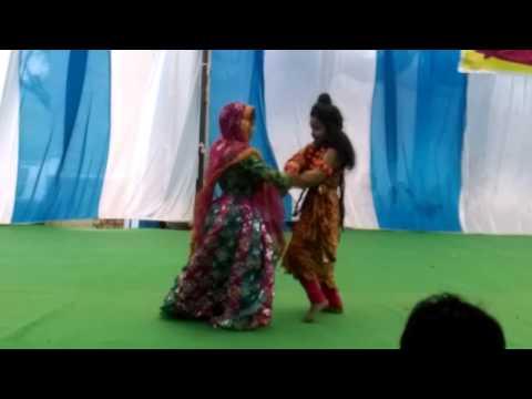 Haryanwi top dance Gora mat jave...Puna Kanwali(little champs)