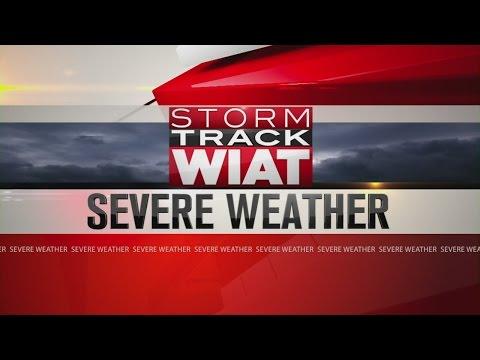 Severe weather cut in 1 p.m.
