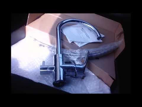 Отзыв о смесителе для кухни REDBLU By DAMIXA Origin Evo  820700000