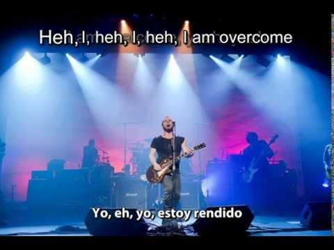 Live - Overcome (Sub Español) + lyrics