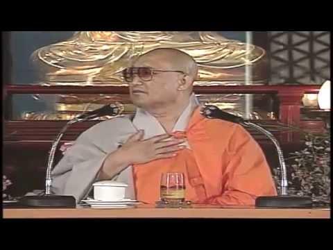 Zen In Modern Life - Zen Master Seung Sahn (Eng sub) 现代生活禅 - 崇山大禪師 [英文字幕]