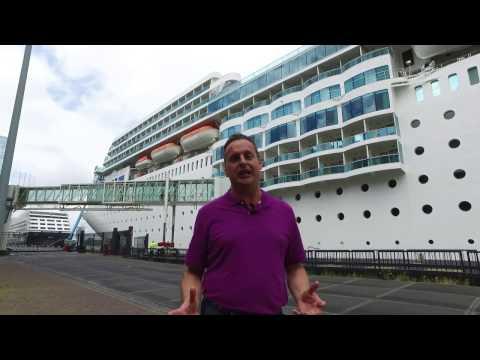 Zeetours Scheepsbezoek - Costa neoRomantica