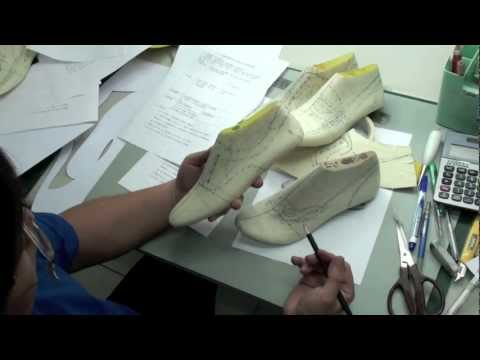 台灣丙級製鞋教學 Taiwan Footwear teaching & Shoe design, with English subtitle
