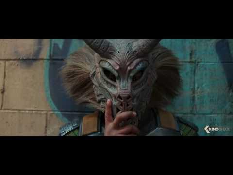 Black Panther 2018 Movie trailer