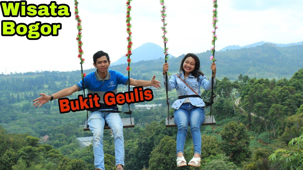 BARU! Bukit Geulis Bogor, Wisata Alam Bogor Yang Indah - YouTube