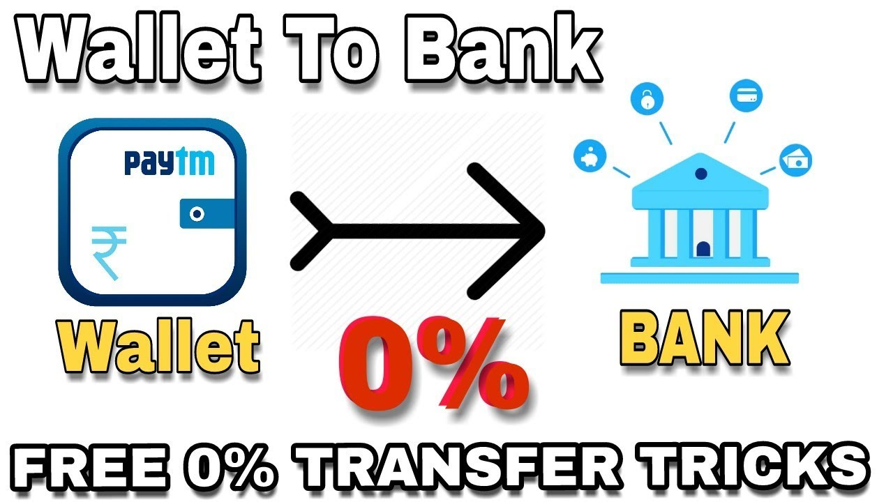 0 Charge Paytm Wallet To Bank Transfer Free Marchent Account Details Information Trick