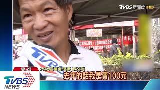 力拚農業經濟!韓國瑜為優質蜜棗頒獎