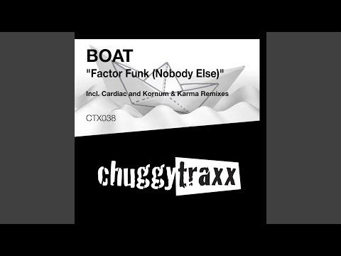 Factor Funk (Nobody Else) (Kornum & Karma's 1993 Remix)