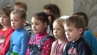 «День музыки» в детском саду «Солнышко». 02.10.2015