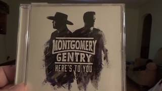 Montgomery Gentry Here's To You Review