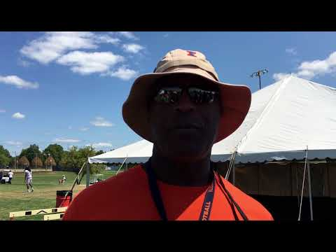 Lovie Smith Post-Practice Interview 8/12/17