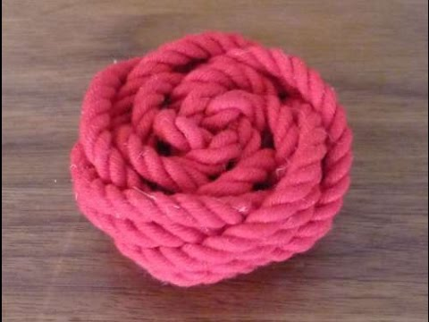 Rose Knot Youtube