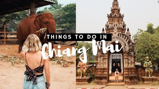 48 Hours in Chiang Mai Thailand! | Things To Do In Chiang Mai