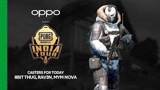 OPPO X PUBG MOBILE India Tour - Group B | Semi Final -- Day 3