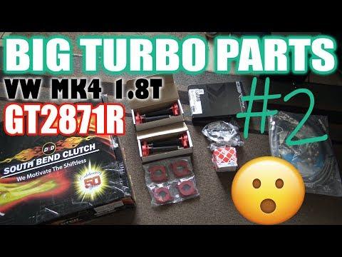 VW MK4 1.8t GT2871r Update #2