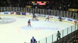 HockeyAllsvenskan 2012/13 Omgång 44: IK Oskarshamn - Djurgårdens IF