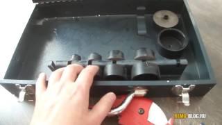 видео Как выбрать сварочный аппарат для полипропиленовых труб: критерии выбора