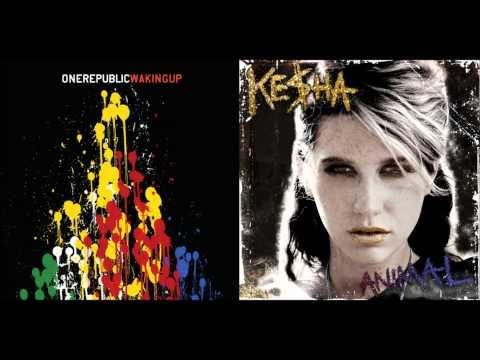 OneRepublic vs Ke$ha  Animal Secrets