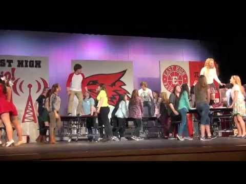 High School Musical, Act One (Fred J. Page High School)