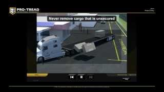 flatbed safety for truck drivers