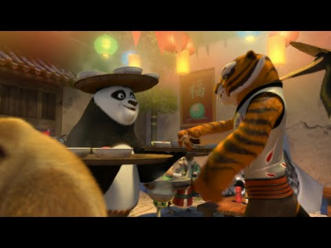 kung fu panda 3 the story of po and tigress youtube - Tigresse Kung Fu Panda