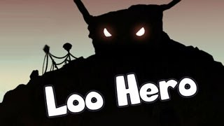 Loo Hero Level1-3 Walkthrough