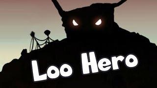Loo Hero Level1-3 Walkthrough
