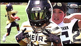 🔥🏈  8U Heir Football Academy (WA) v OG Ducks (CA)  YNC Preseason Playoffs Presented By Battle