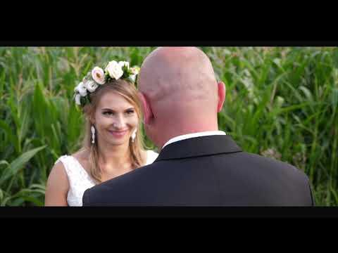 Wedding highlight - Marlena & Tom - London - Poland