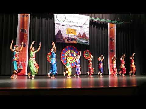 Girls Bharathnatyam SCTS 2018