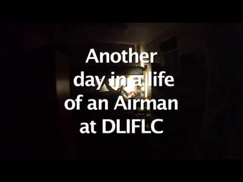 A day in a life of an Air Force student at DLIFLC