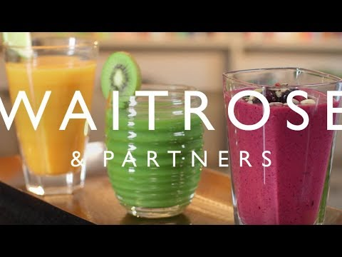 3 Perfect Smoothies | Waitrose And Partners
