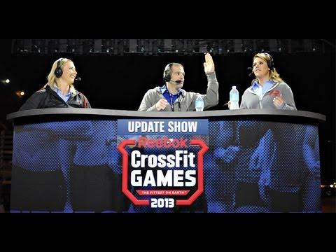 CrossFit - CrossFit Games Update Show: July 25, 2013