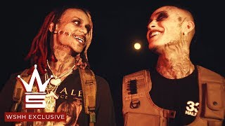 "Lil Gnar Feat. Lil Skies ""Grave"" (WSHH Exclusive - Official Music Video)"