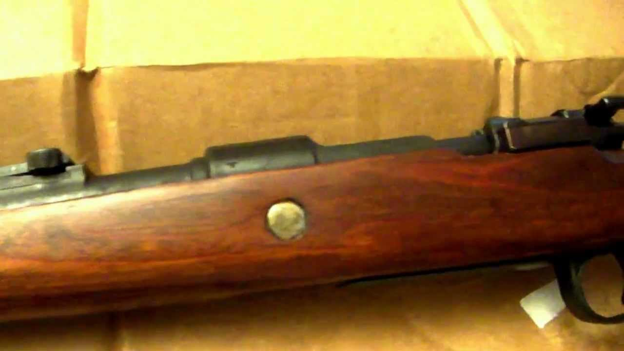K98 Mauser from ClassicFireArms com