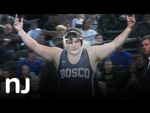 Highlights from the 2017 NJSIAA Wrestling Championships