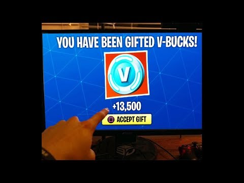 this is how i get all my free vbucks