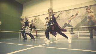 """When the Day Comes"" (Nico & Vinz) Dance Fitness by Niina, Mariann, Kertu and Elke"