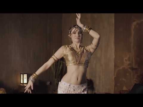 """O Re Piya""  INDIAN TRIBAL FUSION Alisa Gurova"
