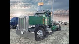 rat rod ratrod peterbilt semi truck pickup for sale cummins