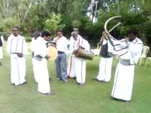 Tribal Music of Native Nilgiri People, India